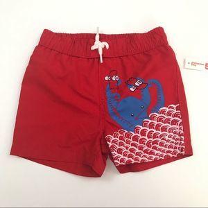 Joe Fresh Boys Octopus Swim Shorts - Boy 6-12M